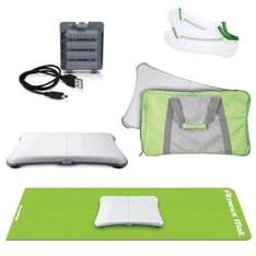 dreamGEAR 5-in-1 Wii Fit Workout Kit 9.99 @expansys