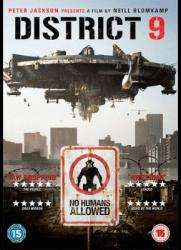 District 9 DVD £2.99 @ bee