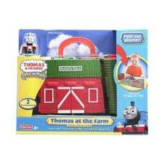 Fisher Price Thomas and Friends Take-n-play Thomas At The Farm Playset- £9.16@amazon
