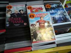 Fairly new movies, pre-owned, £5 or 3 for £12 @ Blockbuster online and instore