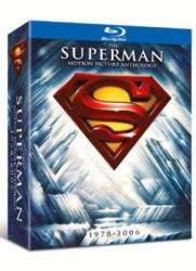 The Complete Superman Collection Blu Ray - £26.99 Delivered @ Bee *Using code*