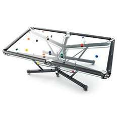 Firebox.com G-1 Glass Pool Table only £34,999 Delivered..Deal :)