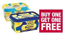 I can't believe it's not Butter 500g £1.45 BOGOF @ Co Op