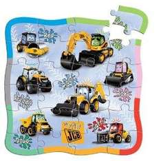 My First JCB Large Floor Puzzle £9.99 down to £3.99 @ Amazon