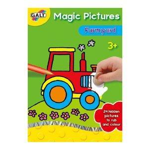 Galt Toys Pad Farmyard Magic Picture, £1.49 @ amazon
