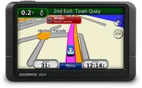 Garmin Nüvi 245W GPS Sat Nav System + Free Leather Case - £59.97 @ Currys