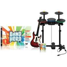 Band Hero - Complete Band Bundle (PS3) - £34.94 Delivered (using code) @ Toys R Us