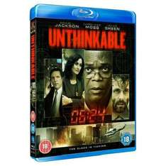 Unthinkable (Blu-ray) - £5.99 Delivered @ Play & Amazon