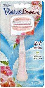 Gillette Venus Breeze 2in1 Razor  £6.98 NOW £2.00 @ Asda