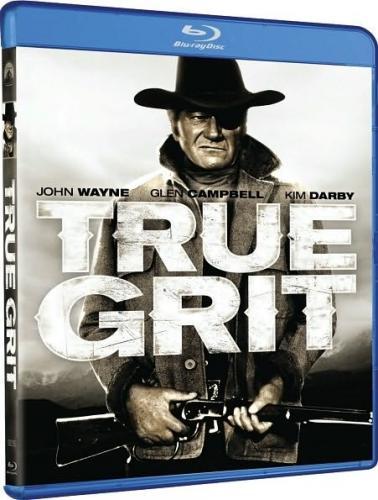 True Grit (Blu-ray) (1969) @ CD WOW! £4.99 Free Shipping