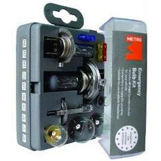 Metro HG 079-00 Universal Emergency Bulb Kit was £7.99 now £3.00 delivered @ Amazon
