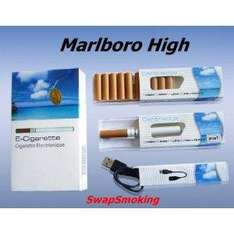 Electronic Cigarette Starter Kit With 10 x High Strength Golden Virginia Cartridges & USB Charger  £3.49 delivered Amazon Marketplace