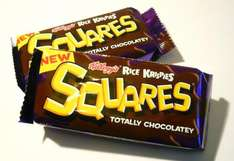 Rice Krispie Squares x4 and many other items £1 @ Co-Op