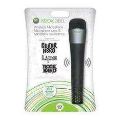Official Xbox 360 Wireless Microphone - £6.60 Delivered @ Amazon Sold By The Game Collection