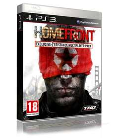 Homefront Resistance Edition - Playstation 3 - £18.85 @ shopto.net
