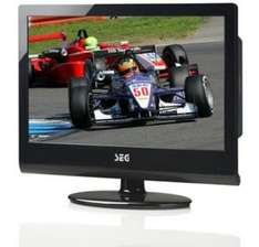SEG 19 inch HD LCD TV (with Freeview and built-in DVD player) only £69.99 delivered @ Expansys