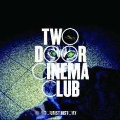 Two Door Cinema Club - Tourist History MP3 for £1.00 from Amazon for 1 day only