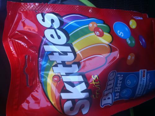 Large bag of Skittles scanning at £1 @ Co-Op (shelf ticket £1.55)