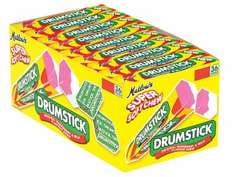 Swizzels Matlow Drumstick Stickpack 36 pack (1548g)  £5.51 @ Amazon