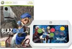 Blazblue Arcade Stick and Calamity Trigger on Xbox 360 £37.99  @ Bee