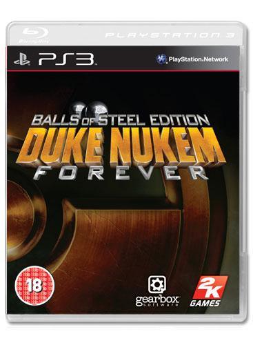Duke Nukem Forever: Balls of Steel edition £49.99 at Game.co.uk
