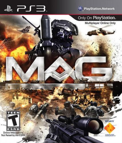 MAG (PS3) (Preowned) - £5.99 @ Gamestation