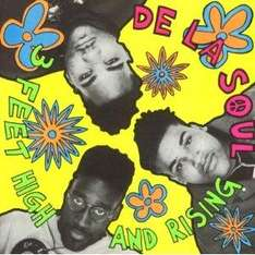 De La Soul - 3 Feet High And Rising (2 CD Expanded Edition) - £2.99 Delivered @ Play