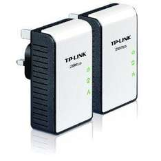 TP-Link TL-PA211KIT 200Mbps Mini Powerline Ethernet Adapter - £37.99 Twin Pack @ Amazon