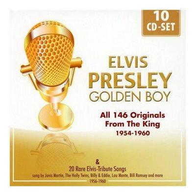 Elvis Presley - Golden Boy - 146 Elvis Originals (10CD) Box Now  £8.45 Delivered @ Zavvi