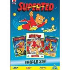 SuperTed - Triple Set DVD £5.67 @ amazon