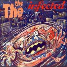 The The - Infected CD (Remastered) only £2.99 delivered @ Amazon
