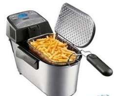 Deep Fat Fryer - Heats up in just 4 minutes uses 85% less oil £39.95+£3.99pp @ Dealtastic