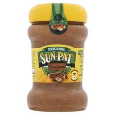 "SunPat Peanut Butter , ""Whole Nut"", 99p @ Poundstretcher! (Sun Pat, Sun-Pat)"