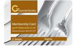 Free 3 Month Trial of the Gourmet Society, 2 for 1 on meals in 1000s of restaurants