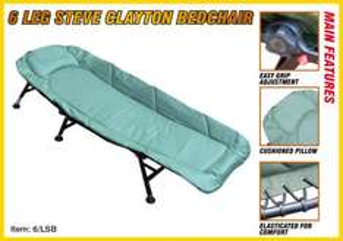 Carp chair / beds - 50% off @ FishingRepublic