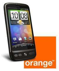HTC Desire PAYG black or brown £179.99 + £10 top-up @Orange in store (possible discount)