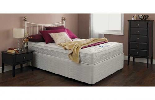 Silentnight Oxford Box Pillowtop Double Divan Bed Argos 221 Hotukdeals