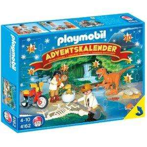 Playmobil advent calendar dinosaur expedition - Dinosaur playmobile ...