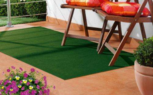 artificial grass mat lidl hotukdeals. Black Bedroom Furniture Sets. Home Design Ideas