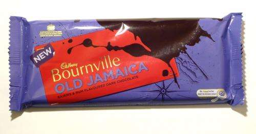 Bournville Old Jamaica Chocolate Only 163 1 00 Reduced From 163