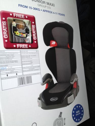 Graco Car Seat Morrisons