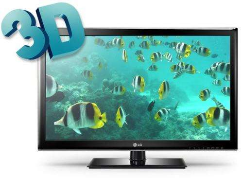 3d Glass Lg Cinema 3d Glass: LG 32LM3400 32in 3D Cinema TV (32 Inch)