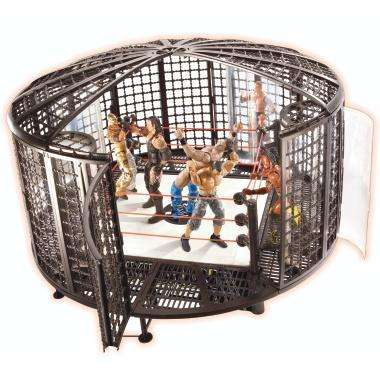 Wwe Elimination Chamber Scale Ring