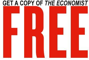 Free Economist Magazine - HotUKDeals