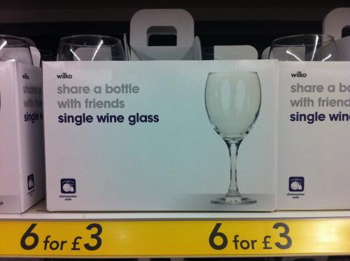Champagne Glasses Wilko