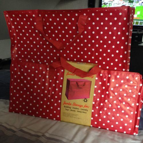 Jumbo Storage Bags 163 1 79 Home Bargains Hotukdeals