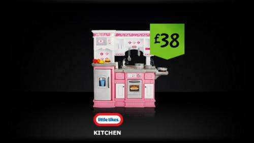 Asda Black Friday Deals Little Tikes Kitchen