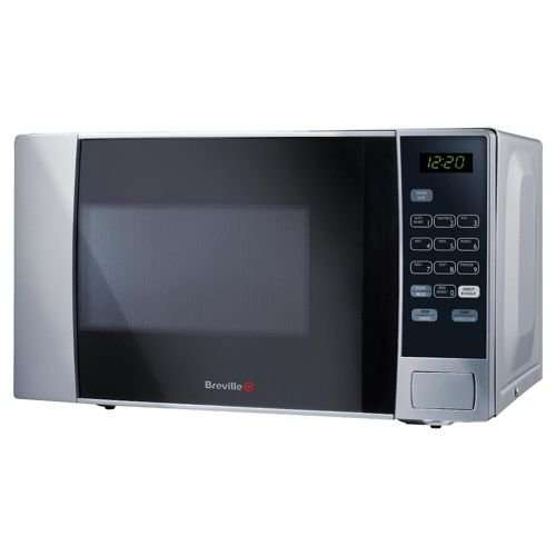 Light Shop Direct Uk: Breville Microwave Oven 800W @ Tesco In Store £30