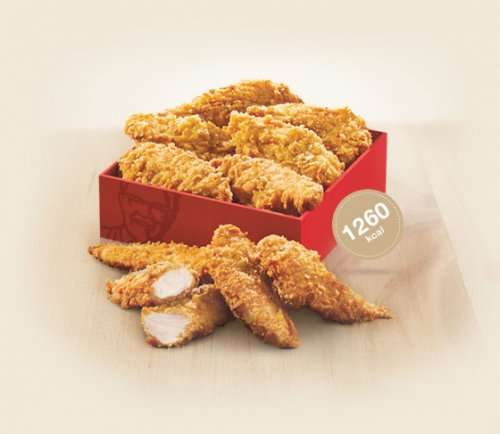10 Mini Fillets for £5.99 on Tuesday's @ KFC - HotUKDeals