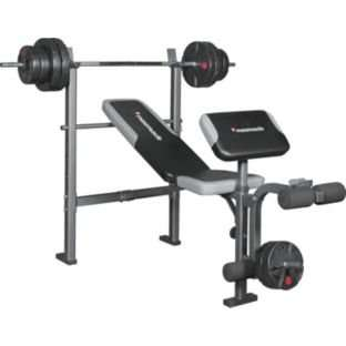 Maximuscle Bench Weights Package Argos 59 99 From 99 99 Was